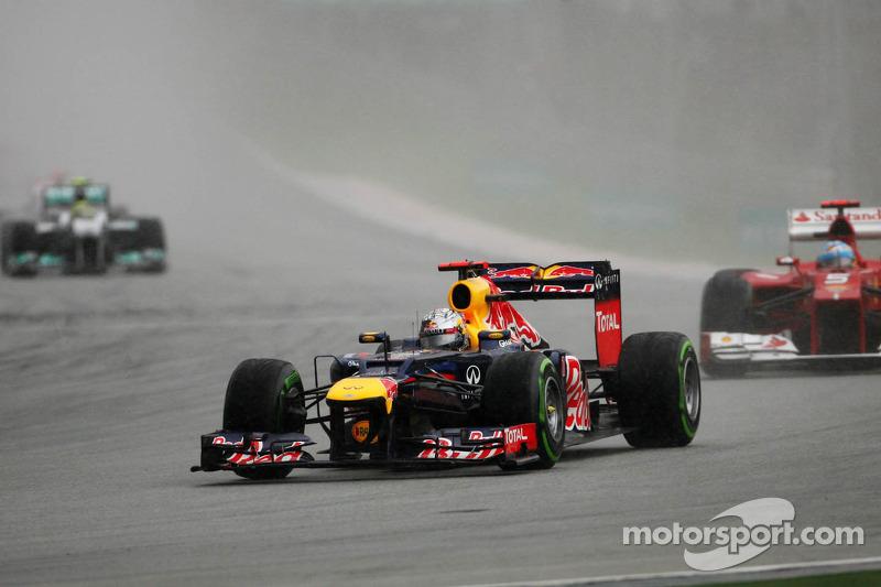 Angry Vettel calls Karthikeyan a 'cucumber'