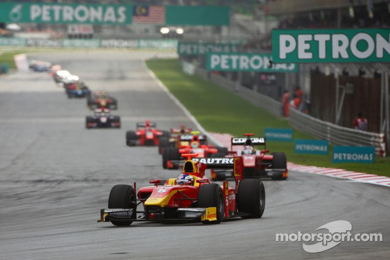 Racing Engineering Sepang event summary
