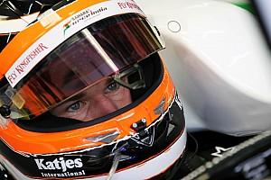 Formula 1 Force India Malaysian GP - Sepang qualifying report