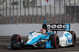 IndyCar Pagenaud St. Pete race report