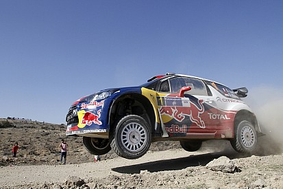 Citroën looks to extend lead at Rally de portugal