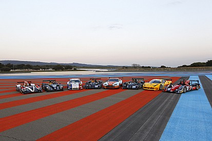 Series ready for 6 Hours at Le Castellet