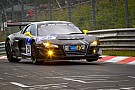 Two Audi R8 LMS ultra cars form spearhead at the Nürburgring 24 Hours