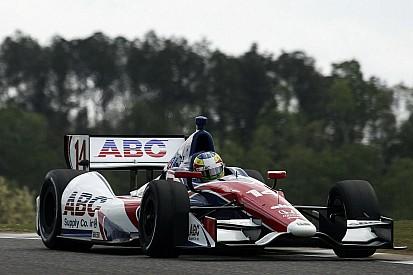 AJ Foyt Birmingham qualifying report