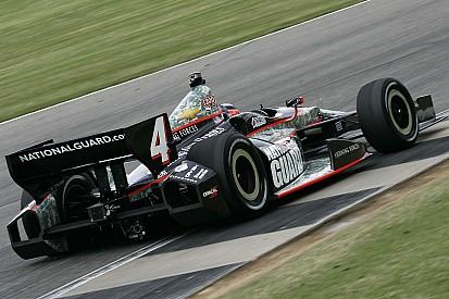 Panther Racing Birmingham qualifying report