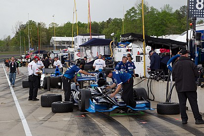 Series Birmingham qualifying report