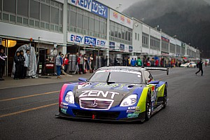 Super GT Lexus SC430 wins pole position for opening round