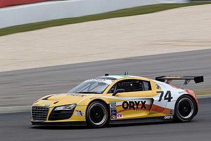 Oryx Racing Birmingham race report