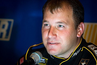 Newman slips to dramatic win at Martinsville