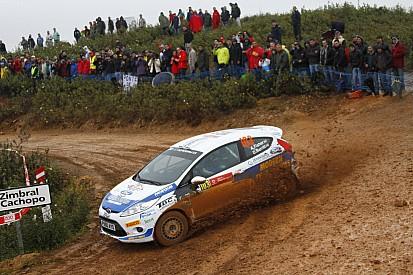 Pirelli WRC Academy Rally de Portugal summary