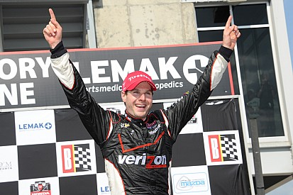 Will Power takes Team Penske to another win at Barber
