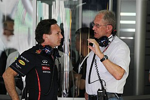 Formula 1 Red Bull has work to do to defend title - Marko