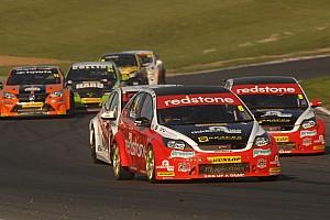 BTCC Redstone Racing Brands Hatch event summary