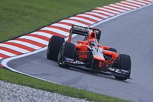Formula 1 Marussia Chinese GP - Shanghai preview