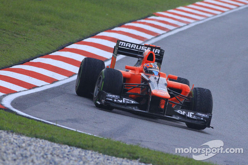 Marussia Chinese GP - Shanghai preview