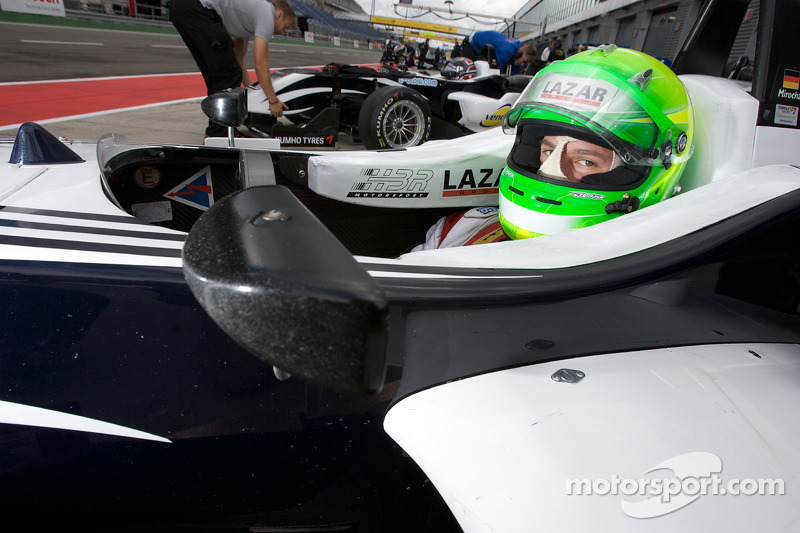 Kevin Mirocha completes Silverstone line-up