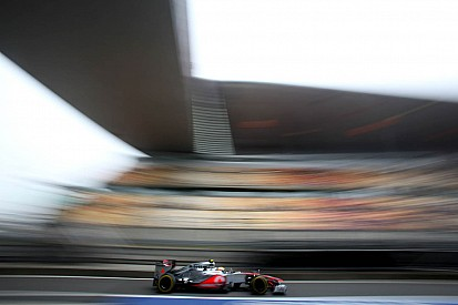 McLaren Chinese GP - Shanghai qualifying report
