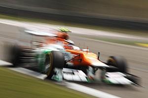 Formula 1 Force India Chinese GP - Shanghai qualifying report