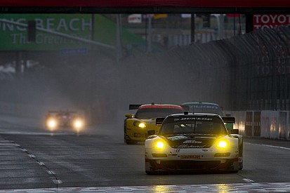 Porsche Motorsport Long Beach Friday report
