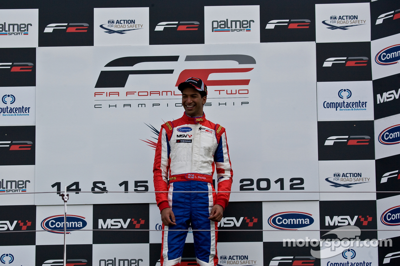 Luciano Bacheta completes superb Silverstone double