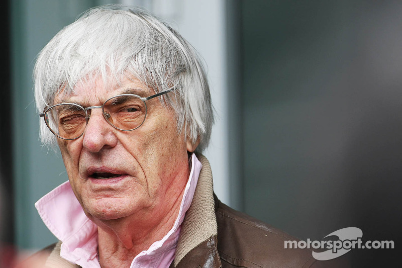 Ecclestone proposes 'Grand Slam' F1 races
