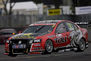 Supercars Tander takes Holden back to the front