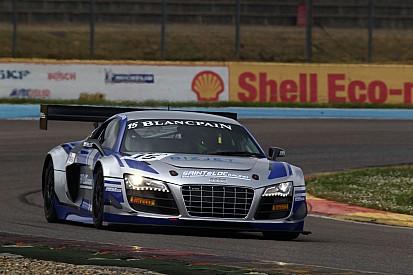 FIA GT3 Europe: Zolder Friday practice report