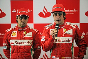 Formula 1 'Super' Massa has nothing to prove - Alonso