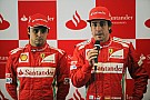 'Super' Massa has nothing to prove - Alonso