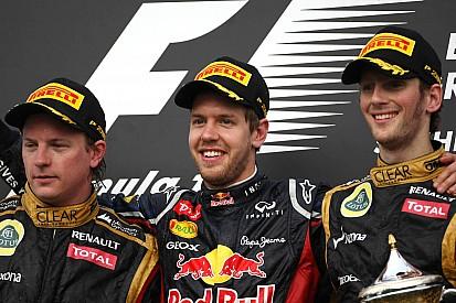 Renault Sport F1 Bahrain GP - Sakhir race report