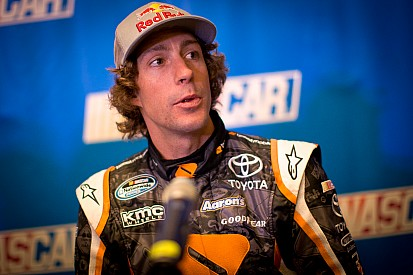 "Travis Pastrana is ""really pumped"" before 1st Nationwide start"