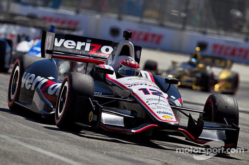 Team Penske hits the streets of Sao Paulo with winning momentum