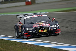 DTM Ekstrom takes pole for DTM season opener at Hockenheim