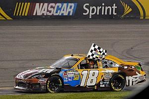 NASCAR Cup Kyle Busch bags surprising win at Richmond