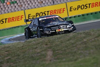 Paffett takes surprise DTM win for Mercedes at Hockenheimring