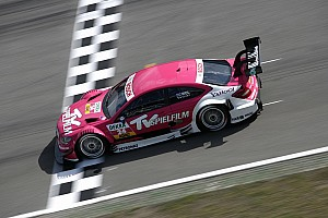 DTM Paffett and Green achieve one-two victory for Mercedes