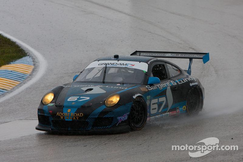 Porsche Homestead race report