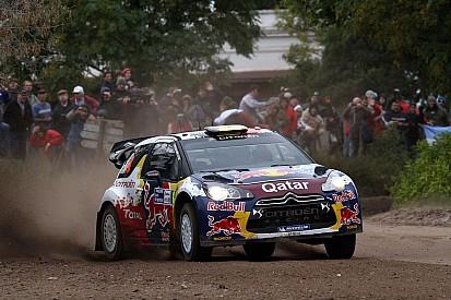 Citroen Junior team Rally Argentina final summary