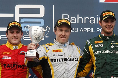 Series Bahrain II race 1 report