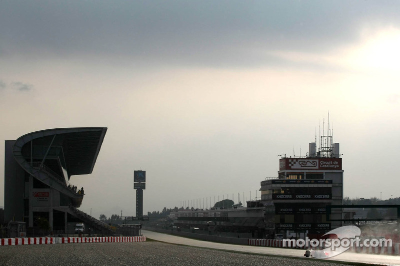 Barcelona determined to host GP in 2013