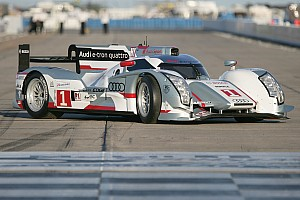 WEC Audi set for Le Mans dress rehearsal in Belgium