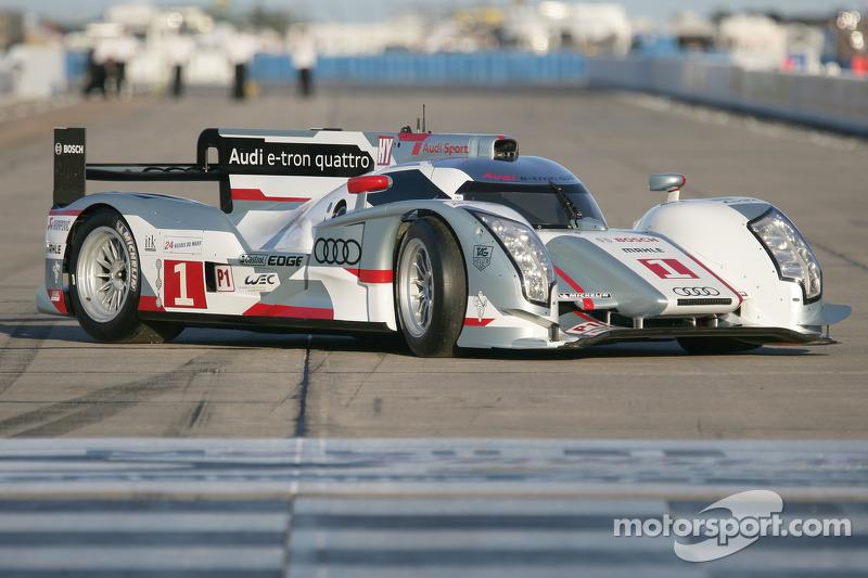 Audi set for Le Mans dress rehearsal in Belgium