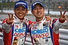 Wakisaka and Ishiura take dramatic win in Fuji