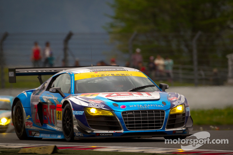 Super GT Fuji: a difficult second race for Cyndie Allemann, but full of learning experiences