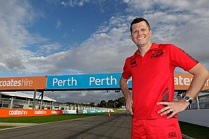 Supercars Tander on top in qualifying at Tradingpost Perth Challenge