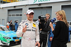 DTM BMW Lausitzring qualifying report