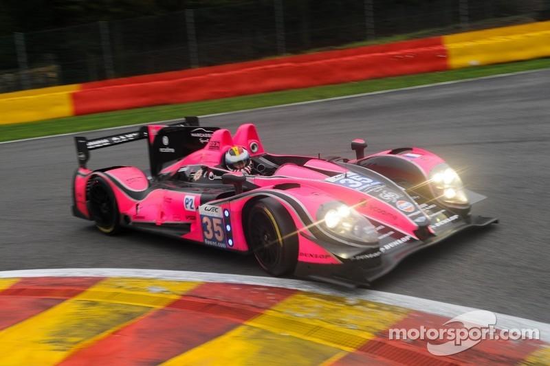 OAK Racing 6 Hours of Spa race report