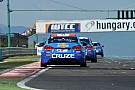 Chevrolet Race of Hungary event summary