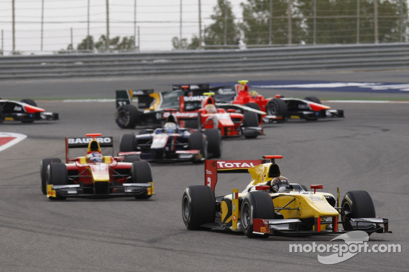 Circuit de Catalunya next stop for GP2 Series
