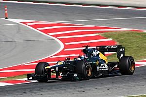 Formula 1 Caterham Spanish GP Friday report